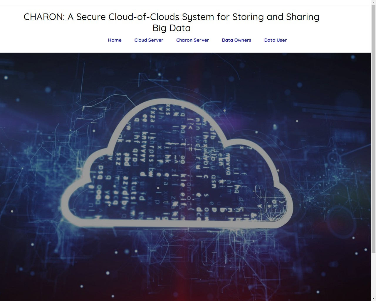 CHARON: A Secure Cloud-of-Clouds System for Storing and Sharing Big Data